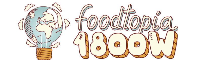 Foodtopia 1800W