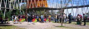 cola parque científico foodtopia