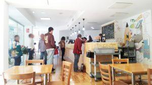 Foodtopia local Barrio del Carmen interior