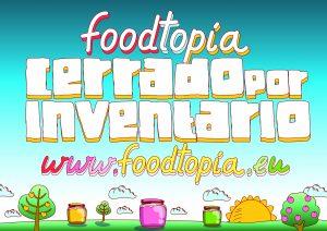 Foodtopia INVENTARIO