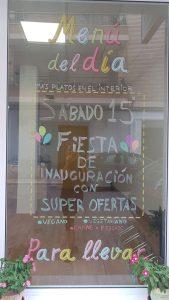 Fiesta inauguración sorpresa Foodtopia Vistalegre
