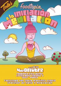 TALLER Meditacion OCTUBRE foodtopia