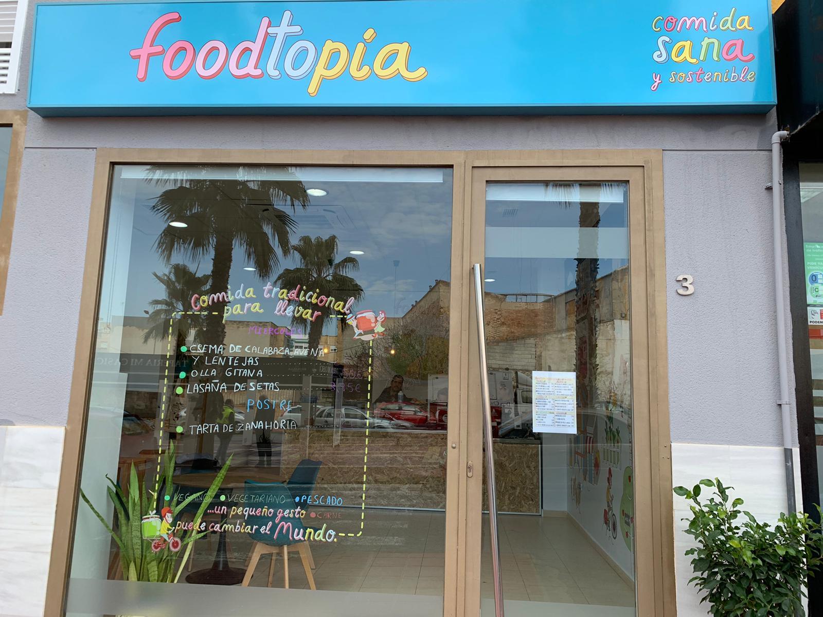 Foodtopia Alcantarilla Centro