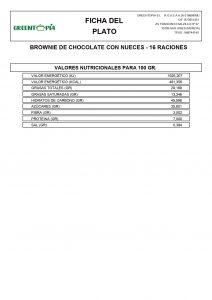 BROWNIE DE CHOCOLATE foodtopia
